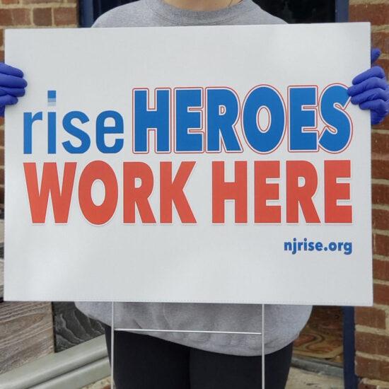 NJ Rise – Covid-19 Response | Nonprofit Video